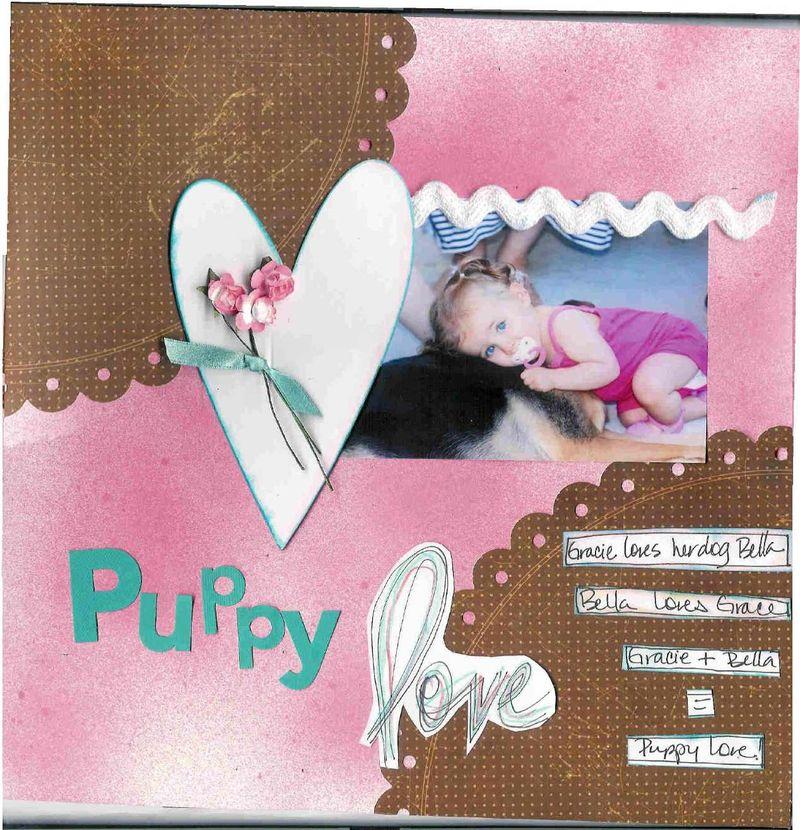 Puppy Love 0910 small